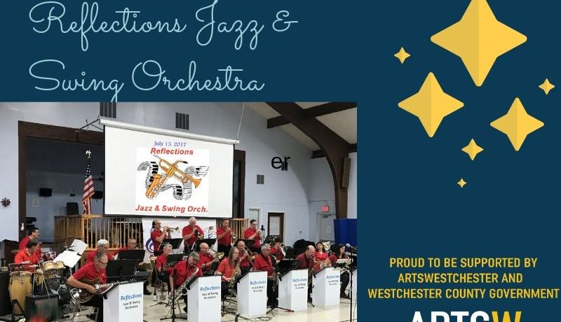 Flashback Fridays Concert Series: Reflections Jazz & Swing Orchestra