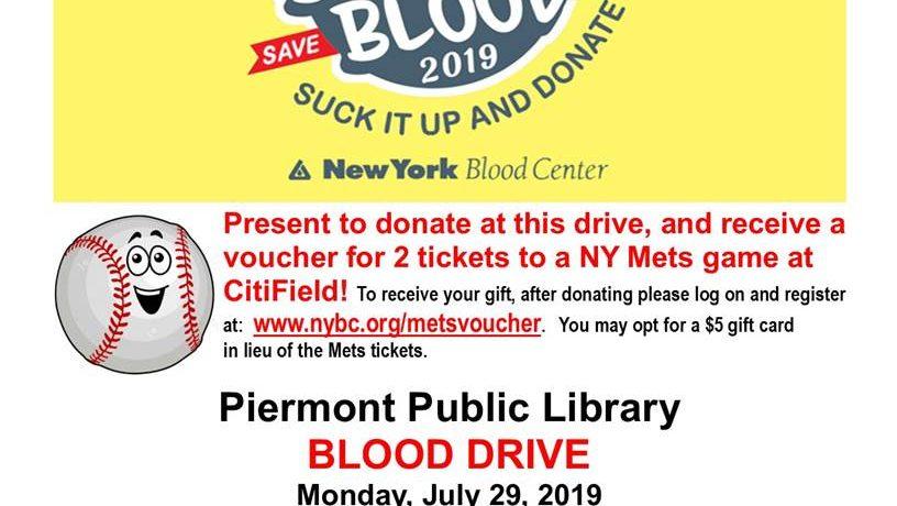 Blood Drive!