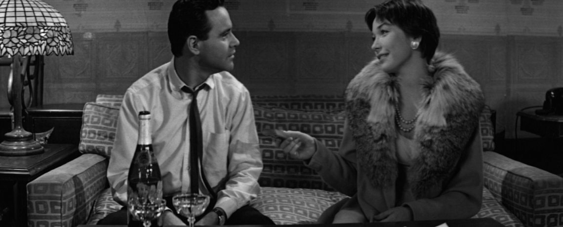 First Friday Cinema: The Apartment