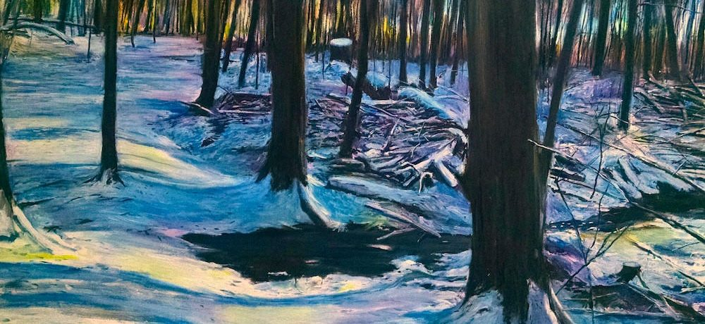 Annual Gift of Art Show: Shades of Blue