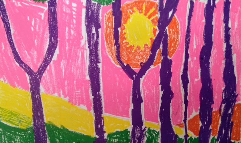 Artists of the Month: Art Classes for Kids Art from Canada Series