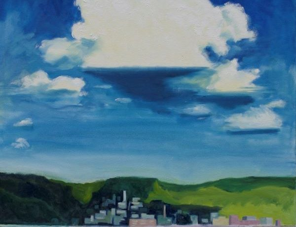 Virtual Art Show of the Month: John VandenOever: Recent Works