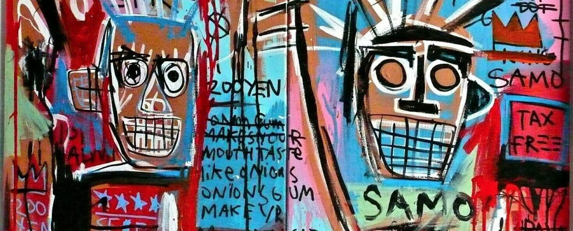 Create and Sip for Adults: Jean-Michel Basquiat