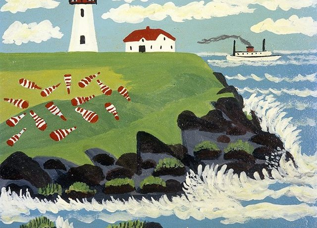 Adult Art and Craft Class: Maud Lewis