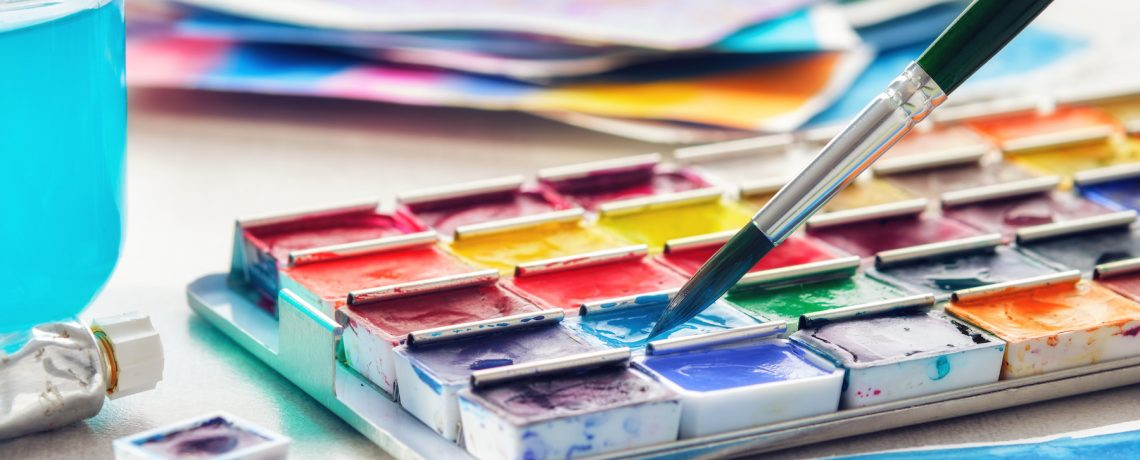 Summer Art Classes for Grades 1 – 12 with Alexis Starke